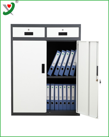 FC-D2 Steel Storage Cabiner With 2 Drawer